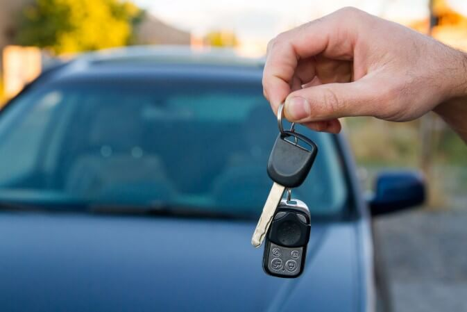 the process of replacing your car keys