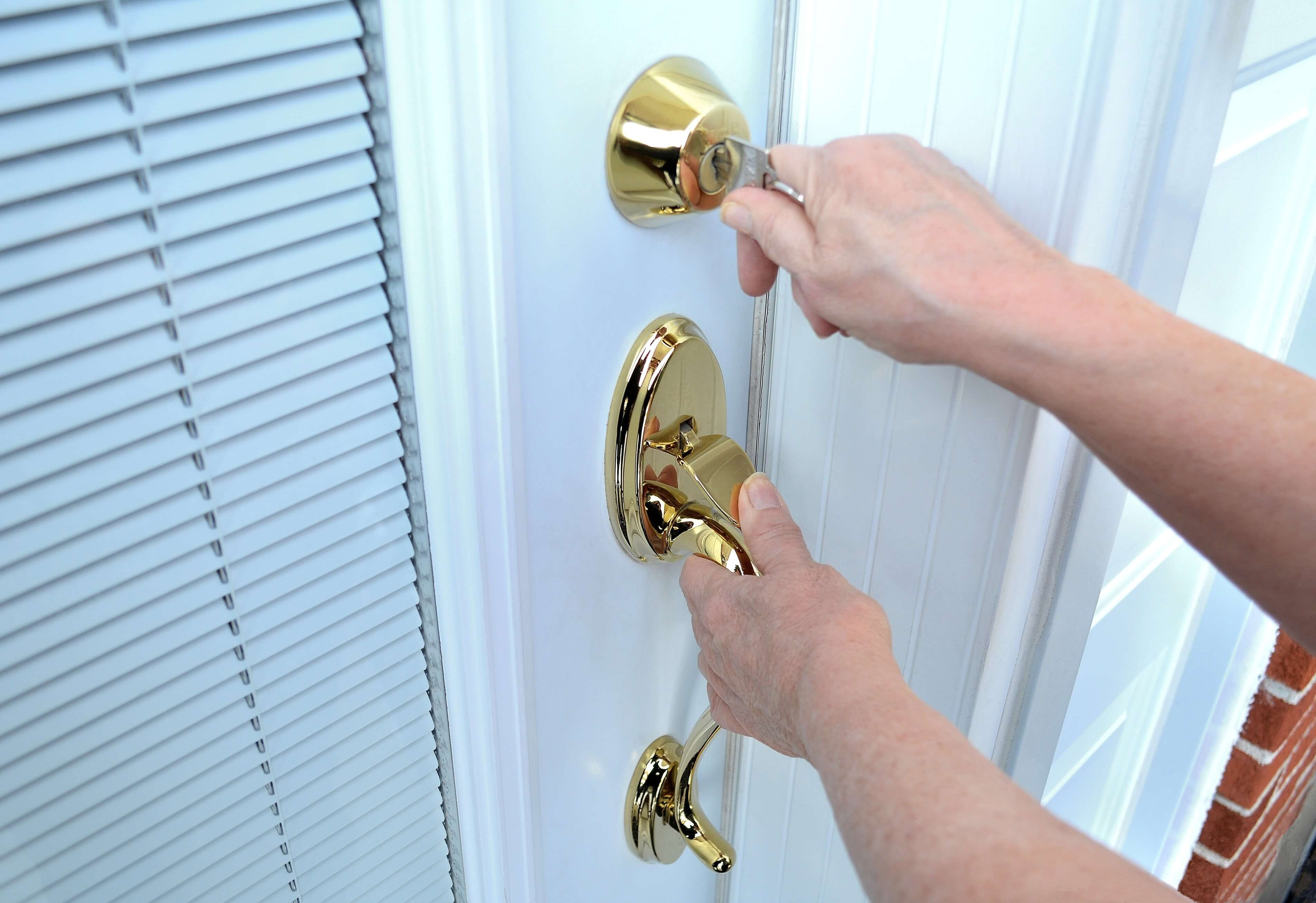 Under What Circumstances Should I Consider Calling a Locksmith to Change my House Locks?